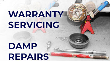 Warranty Servicing and Damp Repairs